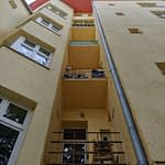 Síť proti holubům na balkon