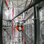Montáž ocelových konstrukcí - výškové práce